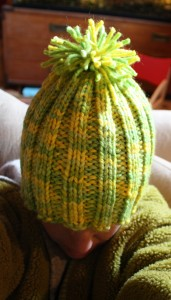 Green/Yellow Hat
