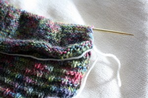 Yarn Stitch Holder