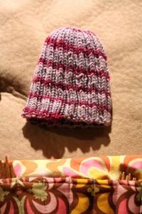 Baby Hat Again
