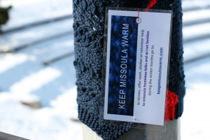The Cause for the Yarn Bomb