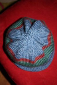 Rolled Knit Cap