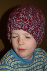 ribbed hat simon