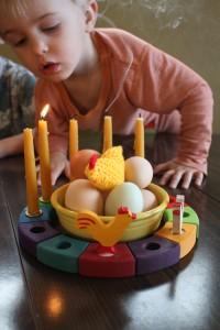 Chicken Birthday