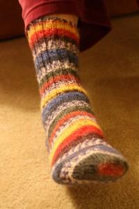 Sock Close