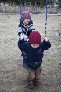 My Boys - Ribbed Hats