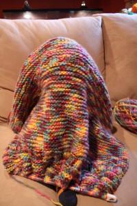 Rainbow Blanket