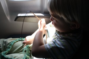 Knitting Nun Chucks