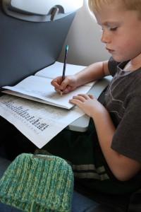 Spelling/Knitting