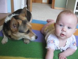 Sloane and Mia